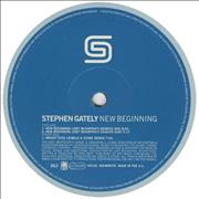 Click here for more info about 'Stephen Gately - New Beginning'