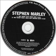 Click here for more info about 'Stephen Marley - Hey Baby'