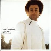 Click here for more info about 'Stephen Simmonds - Tears Never Dry'