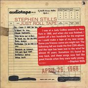 Click here for more info about 'Stephen Stills - Just Roll Tape: April 26th 1968'