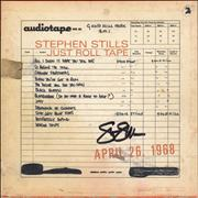 Click here for more info about 'Stephen Stills - Just Roll Tape: April 26th 1968 - Autographed'