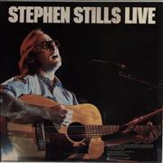 Click here for more info about 'Stephen Stills - Live'