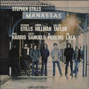 Click here for more info about 'Stephen Stills - Manassas + Poster'