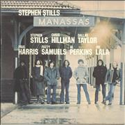 Stephen Stills Manassas + Poster USA 2-LP vinyl set