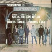 Stephen Stills Manassas USA 2-LP vinyl set