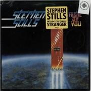 Stephen Stills Right By You USA vinyl LP