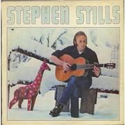 Stephen Stills Stephen Stills - 1st - Matt - VG UK vinyl LP