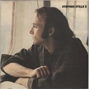 Stephen Stills Stephen Stills 2 - EX UK vinyl LP