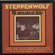 Click here for more info about 'Steppenwolf - 16 Greatest Hits'