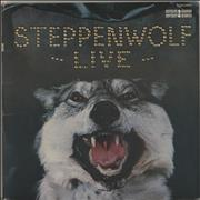 Click here for more info about 'Steppenwolf - Live'