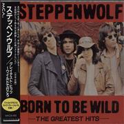 Click here for more info about 'Steppenwolf - The Greatest Hits - Born To Be Wild'