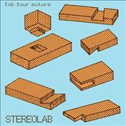 Click here for more info about 'Stereolab - Fab Four Suture'