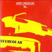 Click here for more info about 'Stereolab - Jenny Ondioline - Red Sleeve'