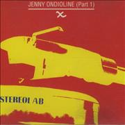 Click here for more info about 'Stereolab - Jenny Ondioline (Part 1)'