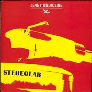 Click here for more info about 'Stereolab - Jenny Ondioline'