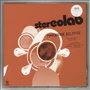 Click here for more info about 'Stereolab - Margerine Eclipse - Clear Vinyl + Numbered'