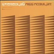 Click here for more info about 'Stereolab - Miss Modular'