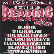Click here for more info about 'The Reading Festival - Free Reading Present 1995'