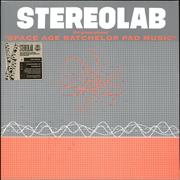 Click here for more info about 'Stereolab - The Groop Played Space Age Batchelor Pad Music - Clear Vinyl - Sealed'
