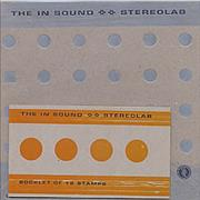 Click here for more info about 'Stereolab - The In Sound - yellow vinyl'