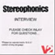 Click here for more info about 'Stereophonics - Interview'