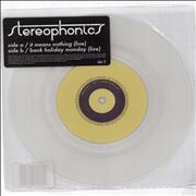 Click here for more info about 'Stereophonics - It Means Nothing'