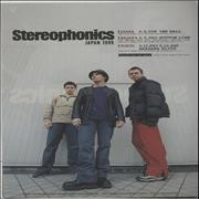 Click here for more info about 'Stereophonics - Japan 1999 - Pair Of Handbills'