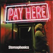 Click here for more info about 'Stereophonics - Just Looking'