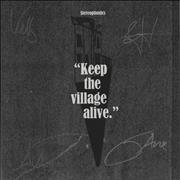 Click here for more info about 'Stereophonics - Keep The Village Alive - Autographed'