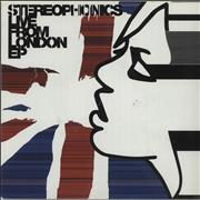 Click here for more info about 'Stereophonics - Live From London EP'