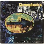 Click here for more info about 'Stereophonics - More Life In A Tramps Vest'
