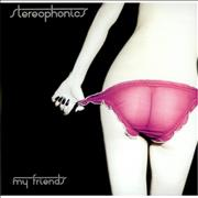 Click here for more info about 'Stereophonics - My Friends'