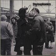 Click here for more info about 'Stereophonics - Performances And Cocktails - Autographed'