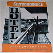 Click here for more info about 'Stereophonics - Pick A Part That's New'