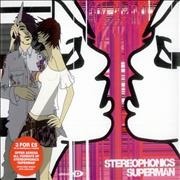 Click here for more info about 'Stereophonics - Superman'