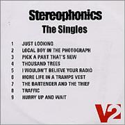 Click here for more info about 'Stereophonics - The Singles'