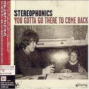 Click here for more info about 'Stereophonics - You Gotta Go There To Come Back'