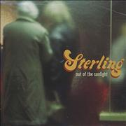 Click here for more info about 'Sterling (Indie) - Out Of The Sunlight'