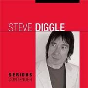 Click here for more info about 'Steve Diggle - Serious Contender'