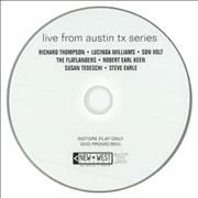 Click here for more info about 'Various-60s & 70s - Live From Austin TX Series'