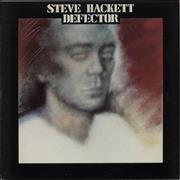 Click here for more info about 'Steve Hackett - Defector'