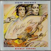 Click here for more info about 'Steve Hackett - Highly Strung'