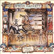 Click here for more info about 'Steve Hackett - Please Don't Touch - Blue label'