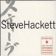 Click here for more info about 'Steve Hackett - The Tokyo Tapes - Sealed'