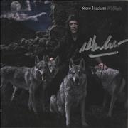 Click here for more info about 'Steve Hackett - Wolflight - Autographed'