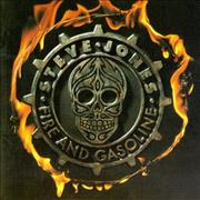 Click here for more info about 'Steve Jones - Fire And Gasoline'