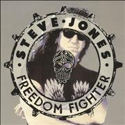 Click here for more info about 'Steve Jones - Freedom Fighters'