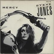 Click here for more info about 'Steve Jones - Mercy'