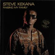 Click here for more info about 'Steve Kekana - Raising My Family'