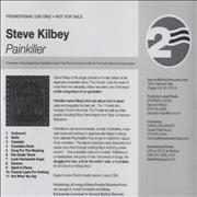 Click here for more info about 'Steve Kilbey - Painkiller'